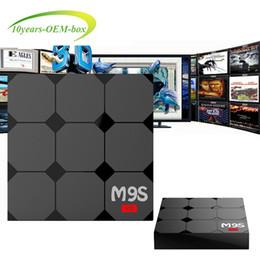 Media Player Australia - Cheap android 6.0 tv box M9S V3 quad core RK3229 4K HDR media player better MXQ PRO V88 T95X H96
