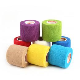 $enCountryForm.capitalKeyWord NZ - 5CM * 4.5M Tape Sport Tape Kinesio Waterproof Athletic Kinesiology Bandage Elastic Self-adhesive Wrap Knee Kinesio MuscleTape