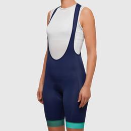 Ingrosso Ciclismo Unisex fondo 2018 Corse da Squadra Ciclismo Abbigliamento MTB pantaloncini ciclismo da strada Donna culotte ciclismo Calzamaglia