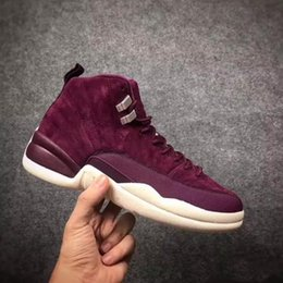 $enCountryForm.capitalKeyWord NZ - With Box 2018 12 12s mens Basketball Shoes flu game wolf grey University blue Dark Grey white taxi GS Barons Sports Sneakers 41-47