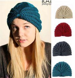 IndIa hat online shopping - 2016 Women Winter Hats India hats caps turban  caps dome women 243833b380e