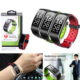 $enCountryForm.capitalKeyWord Australia - Q8 Smart band IP68 waterproof Smart Wristband Heart rate Fitness tracker Smart Bracelet Wearable devices watch PKS2