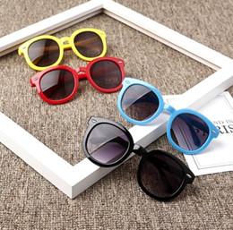 c46354d44d3c Fashion Baby Sunglasses Korean Summer Boys Girls Glasses Reflective Arrows Children  sunglasses anti ultraviolet Glasses C3383