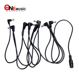 $enCountryForm.capitalKeyWord Australia - VITOOS 8 Ways Electrode Daisy Chain Harness Cables Guitar Effect Pedal Power Supply Adapter Splitter