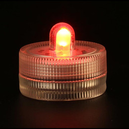 $enCountryForm.capitalKeyWord Australia - New Candle light LED Submersible Waterproof Tea Lights battery power Decoration Candle Wedding Party Christmas decoration light for Home