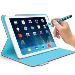 Ipad stylus pens online shopping - Capacitive Touch Screen Stylus Pen For IPhone IPad IPod Touch Suit For Huawei And Other Smart Phone Tablet PC Pen