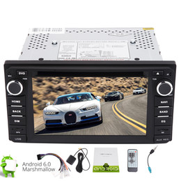 2din gps radio UK - Android 6.0 Stereo in Dash Double 2din GPS Car DVD Player Quad-core GPS Navigation Bluetooth Car Radio Stereo Wifi FM AM RDS