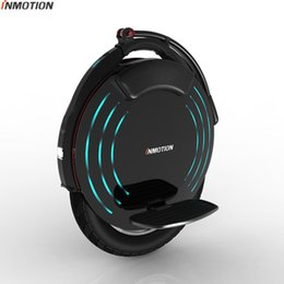 Wheel max online shopping - INMOTION V10 Electric unicycle one wheel scooter Single wheel balancer W motor WH battery max speed km h App bluebooth
