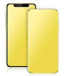 16gb ram 1gb video online shopping - Dual Sim Goophone X Plus inch GB RAM GB ROM Quad Core MTK6580 Android G Phone HD MP New Smartphone