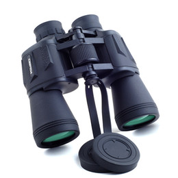 China 20x50 High Magnification Long Range Zoom Hunting Telescope Binoculars HD Professiona High Power HD Low Light Night Vision supplier telescope high suppliers