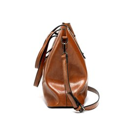 f0e476fbec96 sac brand DIDA BEAR Brand Women Leather Handbags Lady Large Tote Bag Female  Pu Shoulder Bags Bolsas Femininas Sac A Main Brown