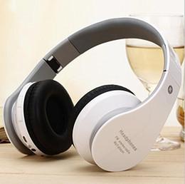 $enCountryForm.capitalKeyWord NZ - Fashionable Smart Bluetooth 2.1 Wireless USB Over Ear Sports Headset Light Headphone HD Sound Earphone for Bluetooth Enabled Devices