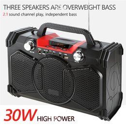 $enCountryForm.capitalKeyWord NZ - 30w Wireless Loudspeaker Bluetooth Speaker Bass Subwoofer Party Music Player Support Microphone Remote contro Big Power