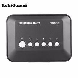 Full Media Player Rmvb Australia - 1080P HD Media player SD MMC TV Videos SD MMC RMVB MP3 Multi TV USB HDMI Media Player Box Support USB Hard Disk drive