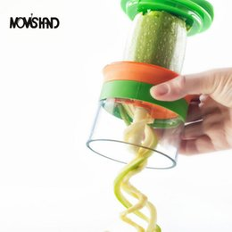 $enCountryForm.capitalKeyWord Canada - Moms Hand 5 In 1 Kitchen Vegetable Spiral Cutter With 3 Alternative Blade Spiralizer Kitchen Fruit Vegetable Tool