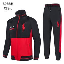 Body Tutu Australia - polo Men s Sports Suit Spring and Autumn New Leisure Men s Decoration Body 3 Colour Size M-2XLcm 6288-1 Sports Suit