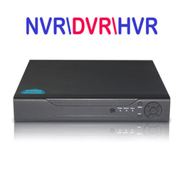cctv onvif cameras Canada - 8CH AHD DVR 720P 12fps AHDM H.264 CCTV Video Recorder Camera Onvif Network 8 Channel IP NVR 1080P Multilanguage 1080N@12fps