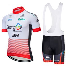 UCI 2019 pro TEAM BH Cycling Clothing Bike jersey set Ropa Ciclismo summer  breathable Bicycle cycle jersey 9D pad bib shorts kit d37b88051