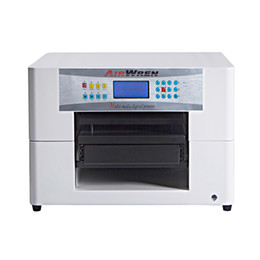 China Color Machine Canada - CE certification textile Halloween costume printer in china multi color direct textile printer digital automatic label printing machine
