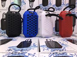Audio Disks Australia - WKS Bluetooth Mini Speaker Protable Wireless Stereo Music Sound Box Audio Super Bass U Disk TF Slot With Handle DHL FREE shopping