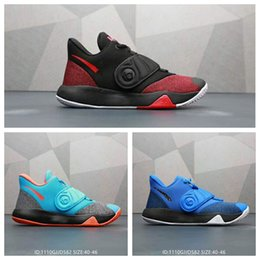 4ec7f1d1a53 Cheap Mens kd trey 5 vi basketball shoes for sale Black White Red Oreo BHM  new arrivals kds Kevin Durant kd6 low sneakers tennis with