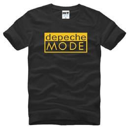 db2e8bc5790 Depeche Mode Shirt Canada - Depeche Mode Alternative Dance Printed T Shirts  Men Summer Short Sleeve