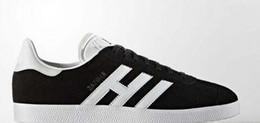 $enCountryForm.capitalKeyWord UK - Cheap Sale Men Women Shoes Gazelle Suede Low Cut Casual Flat Shoes Brand Sneakers For Unisex Zapatillas Walking Shoes Trainers 36-45