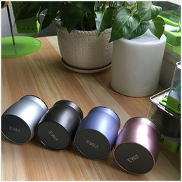 $enCountryForm.capitalKeyWord Australia - EWA A150 Protable Mini Mental Bluetooth Speaker bass 3D stereo HIFI wireless Speaker Support TF Card Good Sound