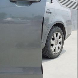 Wholesale Strip Wax Australia - Door Edge Guards Car-styling Styling Mouldings Car Door Protection Strip Universal Auto Replacement Car Door Protector