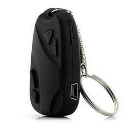 Car Surveillance UK - HD Mini Camera Car Key Chain Security DVR Portable Camera Motion Detection Video Recorder Security Surveillance Mini Camcorder