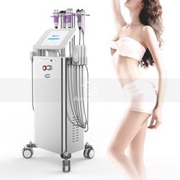 $enCountryForm.capitalKeyWord NZ - Standing 6 In 1 Cavitation Ultrasonic Vacuum RF Photon 8 pads lipo laser Body Slimming Beauty Salon Machine