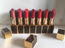 Lip rouge online shopping - Hot Tom Ford Colors Matte Lipstick Highlighter Brand Makeup rouge a levre Listicks lip Gloss kit Lipgloss Cosmetics Maquiagem