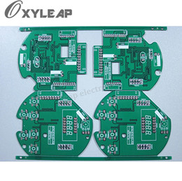 video pcb 2019 - 10PCS 1-2layer cem printed circuit board prototype pcb factory cheap video pcb