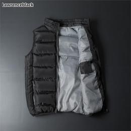 $enCountryForm.capitalKeyWord NZ - Winter Warm Windbreak sleeveless motorcycle jacket 2018 New Arrival men's coat vest plus size Mens Work Thicken Waistcoat 1546