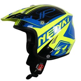 $enCountryForm.capitalKeyWord Australia - Nenki Trial Helmet Motocross Dirt Bike Capacete Casco De Motocross Off Road Atv Helmets Downhill Bike Open Face X