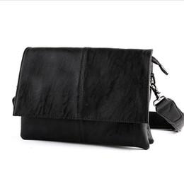 $enCountryForm.capitalKeyWord Canada - 2017 Fashion Shoulder Bags for Men Messenger Bags Leather Genuine Corssbody Casual Mens Vintage Bag Black High Quality