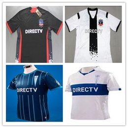 7593afafa 4 Photos China 2015-16 colo colo Jerseys Catholic university shirts Free  Shippinpostoffice Jersey University of Chile