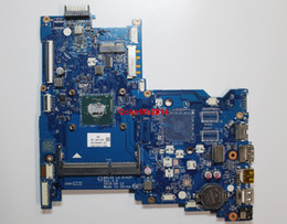 Discount hp 15 motherboard - for HP 15-A Series 854948-601 BDL50 LA-D702P REV:3.0 UMA N3710 Motherboard Mainboard Working perfect