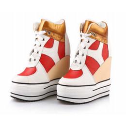 abdbfc6a6cc Casual high platform shoes online shopping - fashion thick bottom high platform  women snow ankle boots