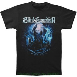 $enCountryForm.capitalKeyWord Australia - New Man Design T-shirt Print Blind Guardian Men' S Reaper Crow T-shirt Xx - Large Black