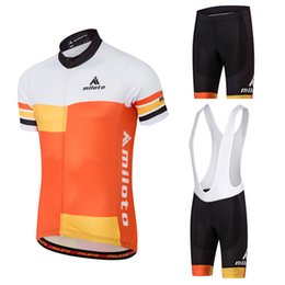 Wholesale Factory Direct Sale Quick Dry Cycling Jersey Set Team Short Sleeve Jersey Maillot Ropa Ciclismo Cycling Clothing Bike Cycling Bib Shorts