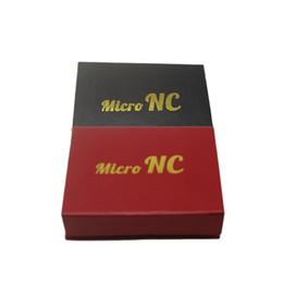 $enCountryForm.capitalKeyWord Australia - 5pcs DHL Micro Nc Nector Kit With GR2 Titanium Tip Quartz Nail Mini Glass Pipes Oil Rig Concentrate Dab Rigs Bongs Percolators
