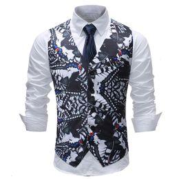 $enCountryForm.capitalKeyWord NZ - Men Vest 2018 Autumn New Single Breasted Sleeveless Waistcoat Men Formal Evening Dress Suit Vest for Business Man Chaleco Hombre
