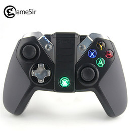 games for android tv box 2019 - GameSir G4s Bluetooth Gamepad for Android TV BOX Smartphone Tablet 2.4Ghz Wireless Controller for PC VR Games cheap game
