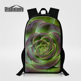 $enCountryForm.capitalKeyWord NZ - Girl Cute Lightweight Bookbags Flower Print School Bags For Teenage Girls Womens Travel Backpack Ladies Rucksack Mochila Sac A Dos Wholesale