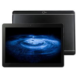 10 дюймов 3G 4G LTE планшет восемь основных ультра тонкий HD IPS экран встроенный 4 ГБ Жесткий диск 32 ГБ Android 6.0 WiFi Bluetooth GPS навигационная таблица