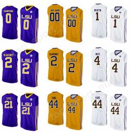 0ba0ffc1ca83 lsu basketball jersey 2019 - LSU Tigers College 44 Wayde Sims Jersey 1 Duop  Reath 2
