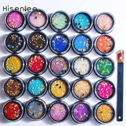 Nail Arts Accessories NZ - Hisenlee Nail Art Jewelry Decorations Nail Design DIY AB Acrylic Rhinestones Rivet Caviar Bead DIY Tool Nails Studs Accessories
