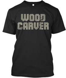 $enCountryForm.capitalKeyWord Australia - Wood Carver Gift Idea - My Craft Allows Me To Carve Anything Stylisches T-Shirt Print T Shirt Men Summer Style Fashion top tee