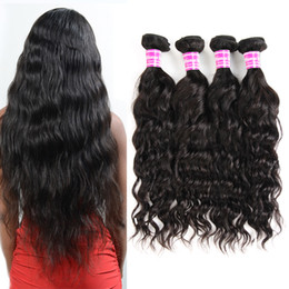 Wholesale Popular Mink Brazilian Peruvian Malaysian Indian Hair Weave Bundles Water Wave Big Curly Virgin Hair Bundle Deals Unprocessed Remy Hair